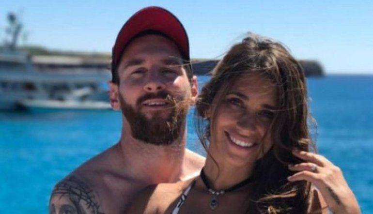 Antonela Roccuzzo tildó de traidor a Messi y las redes expolotaron