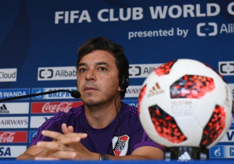 Tras la derrota ante Al Ain, Marcelo Gallardo dijo el festejo tiene que seguir