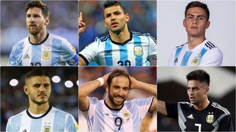 Seis argentinos entre los 100 mejores jugadores del mundo