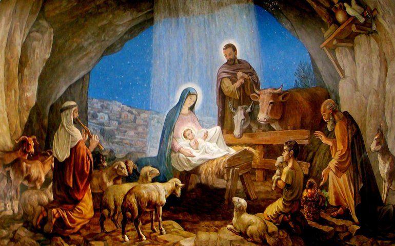 Que el niño Jesús nos dé fortaleza en medio de tantos problemas que nos tocan vivir