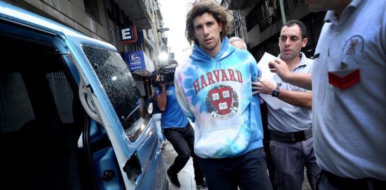 Navidad tras las rejas: Procesaron a Rodrigo Eguillor con prisión preventiva