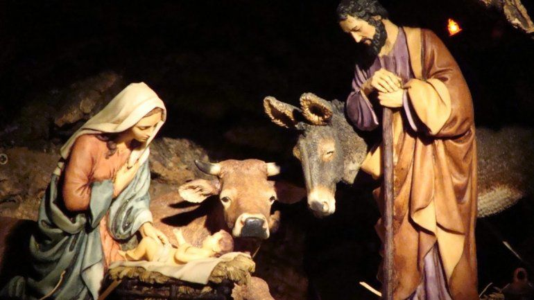 ¡Feliz Navidad! Hoy los cristianos celebran el nacimiento del Niñito Dios