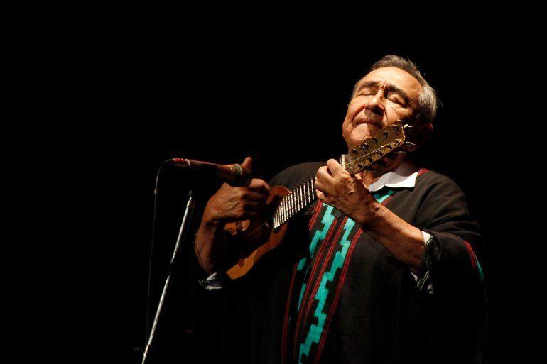 Al compás de la música, hoy darán el último adiós a Jaime Torres en Buenos Aires