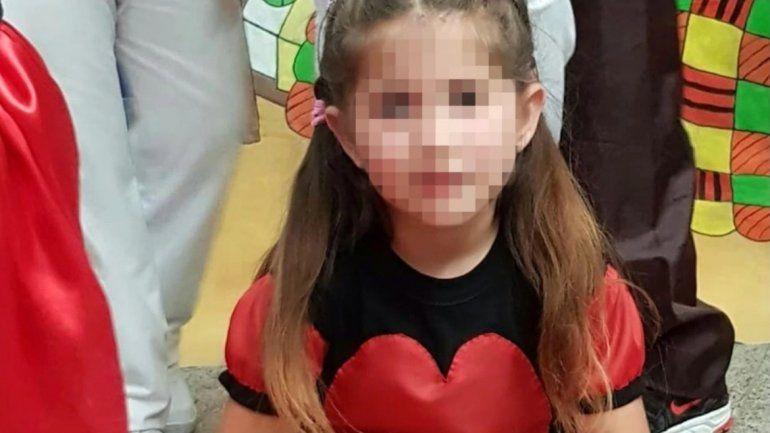 La nena alcanzada por una bala perdida en Nochebuena tiene muerte cerebral