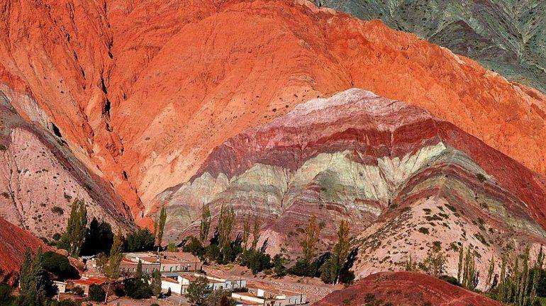 Se aprobó la expropiación del Cerro de 7 Colores de Purmamarca