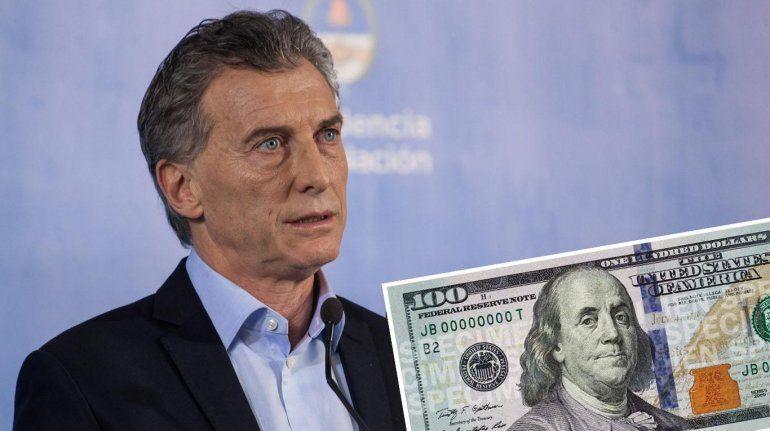 Macri y el dólar