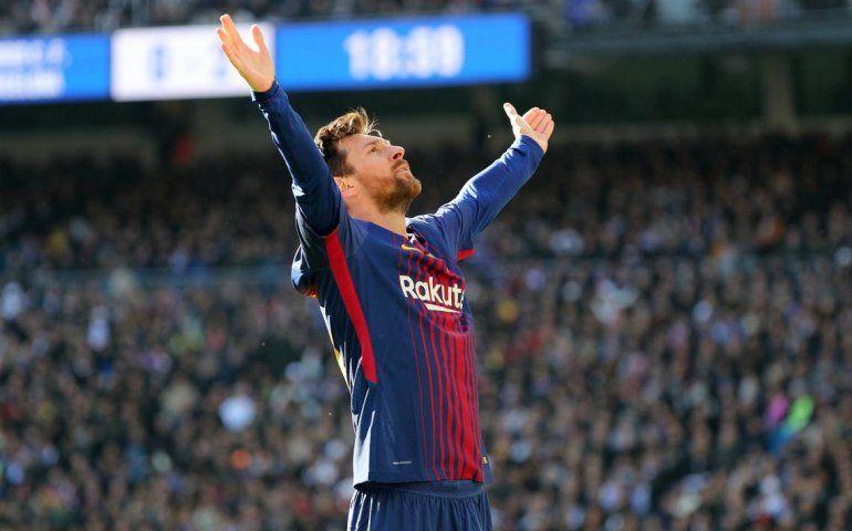 Simplemente Messi