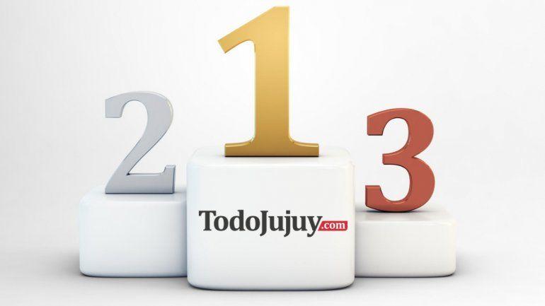 El ranking de las noticias más leídas del 2018 en Todo Jujuy
