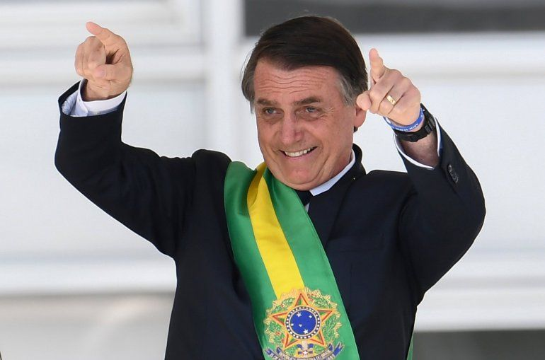 Bolsonaro: Brasil y Argentina caminarán juntos en direcciones diferentes a las de los últimos gobiernos