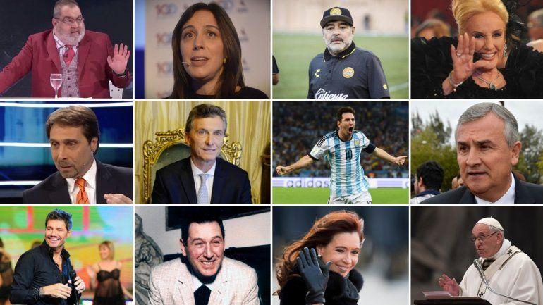 Una consultora nacional eligió a los 100 personajes más influyentes de 2018 y hay un jujeño