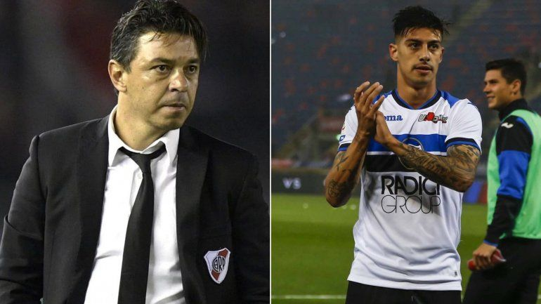 Gallardo quiere a Emiliano Rigoni y ya empezó las tareas para traerlo