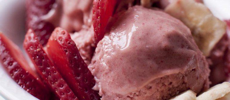¿Sabés hacer helados caseros? Te presentamos las mejores recetas para el verano