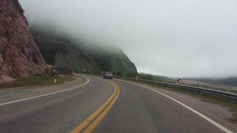 Todas las rutas de la provincia están transitables: recomiendan circular con precaución