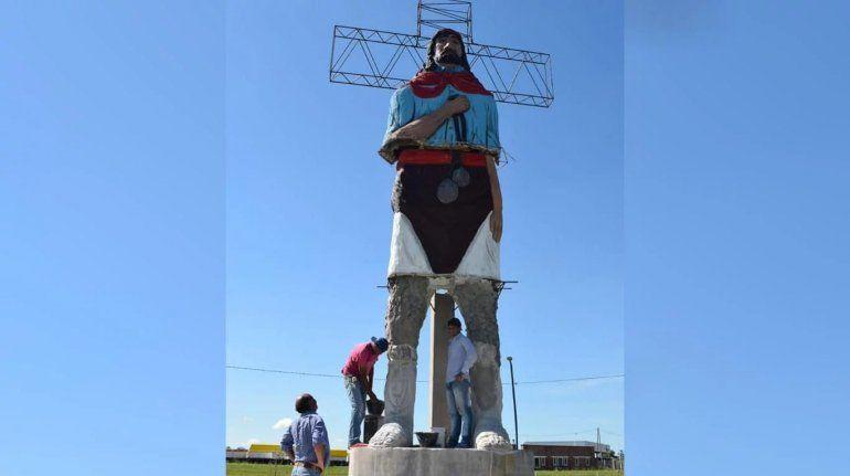 El Gauchito Gil tendrá un monumento de más de 9 metros