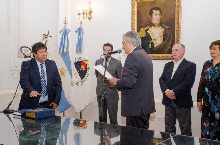 Carlos Guari asumió como nuevo secretario de Comunicación de Jujuy