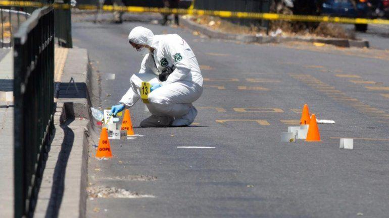 Santiago de Chile: explotó una bomba en una parada y hay al menos cinco heridos