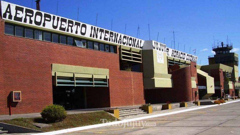 Jujuy es el cuarto aeropuerto con mayor crecimiento a nivel nacional