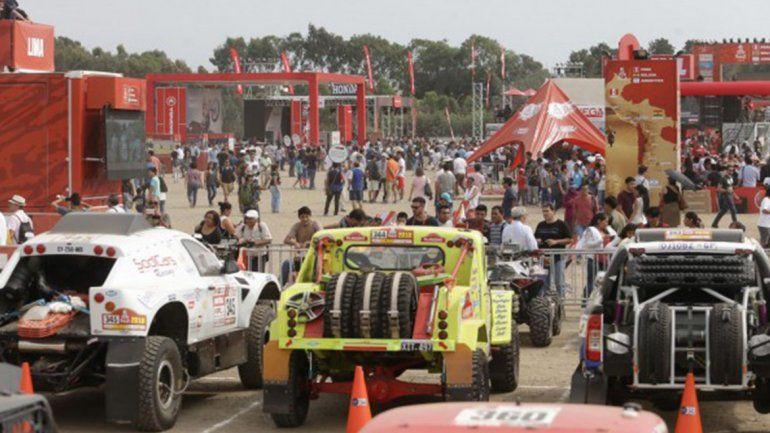 Se viene el Dakar 100% peruano