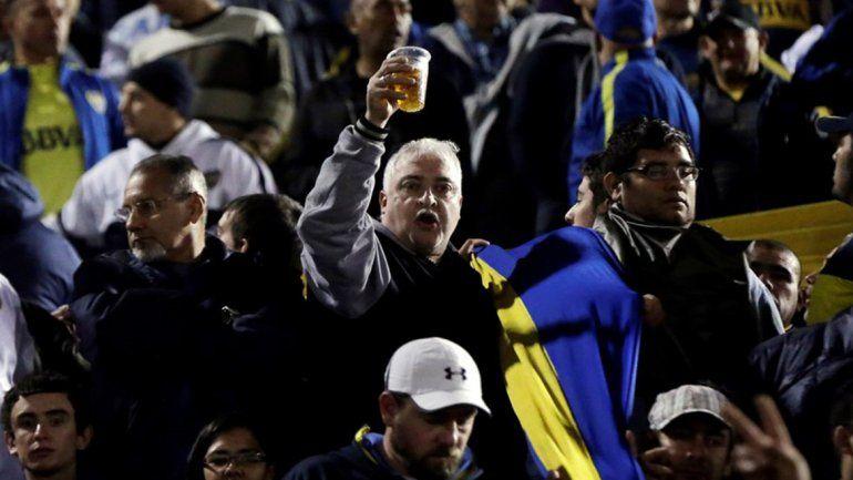Murió el barra brava de Boca Fernando Di Zeo