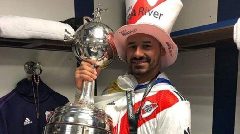 Rodrigo Mora anunció que se retira del fútbol por problemas en la cadera