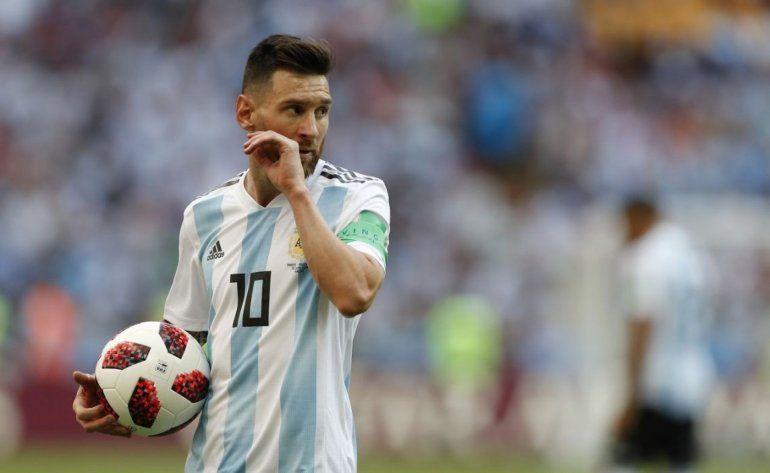 La Selección Argentina ya tendría rival para la próxima fecha FIFA en Marzo, ¿estará Messi?