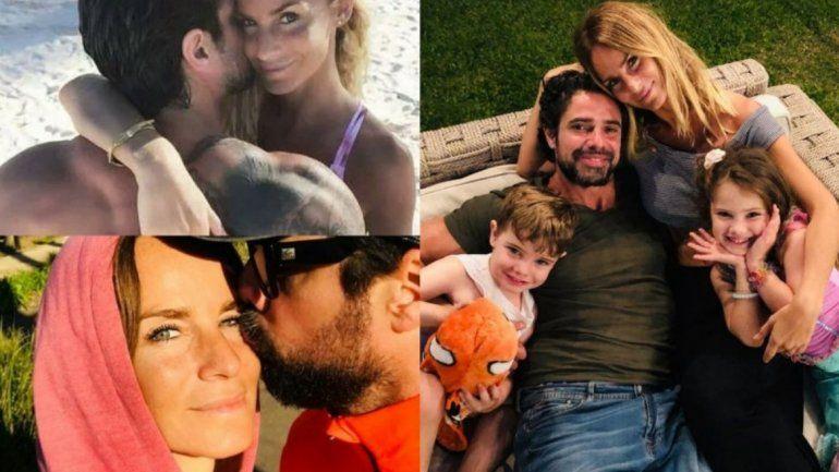 Tras ocho años de relación, se separaron Luciano Castro y Sabrina Rojas