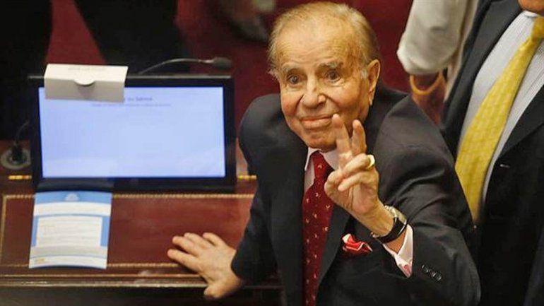 La Corte Suprema definirá la absolución y condena de Carlos Menem