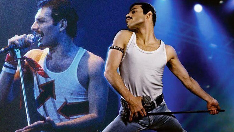 Bohemian Rhapsody sigue haciendo furor, pero esta vez en una de las galas más importantes del mundo