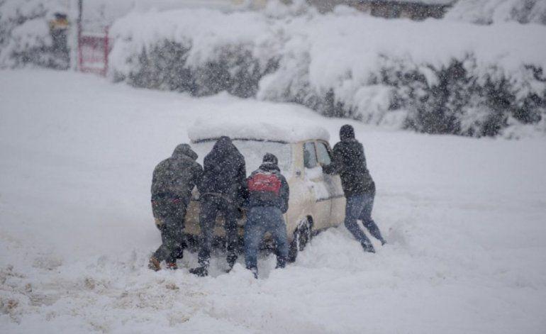 ¿Nieve en pleno verano? Pronostican una intensa ola polar en el sur del país