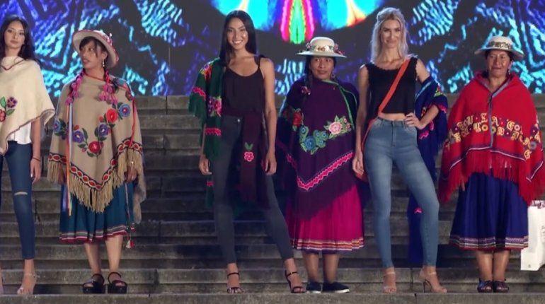 Jujuy fue protagonista del Mar del Plata Moda Show 2019