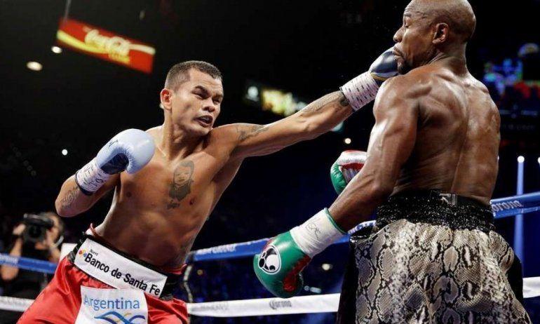 El Chino Maidana desafió a Floyd Mayweather a una tercera pelea