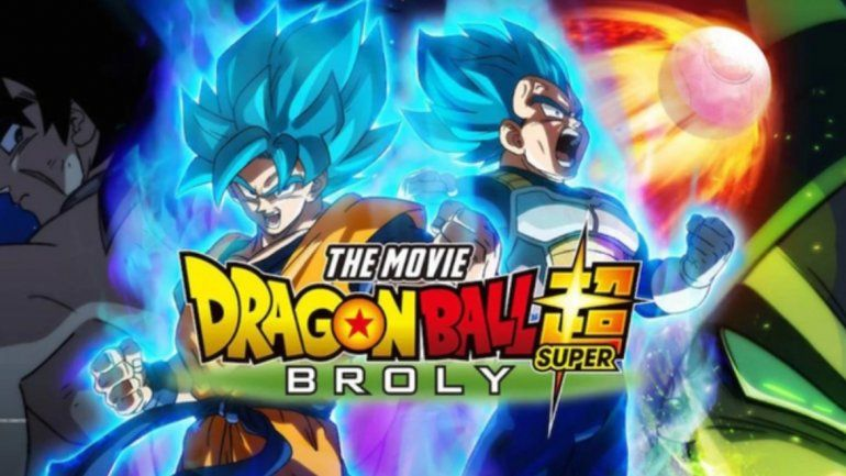Anime Images Dragon Ball Super Broly Wallpaper 4k Pc