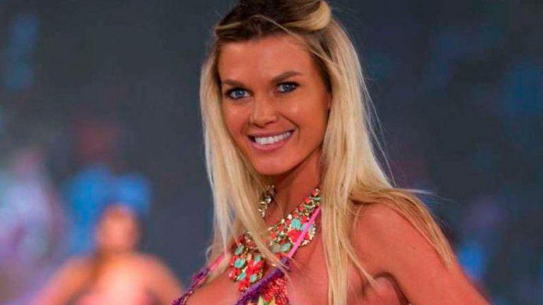 Gisela Berger publicó un escandaloso tuit contra Daniel Scioli