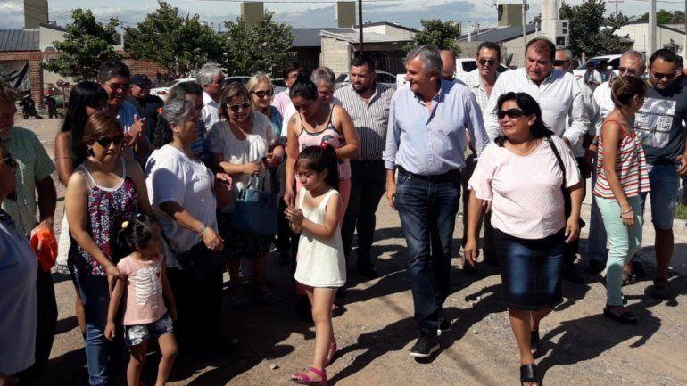 Entregaron 80 viviendas en Calilegua en el barrio Papa Francisco