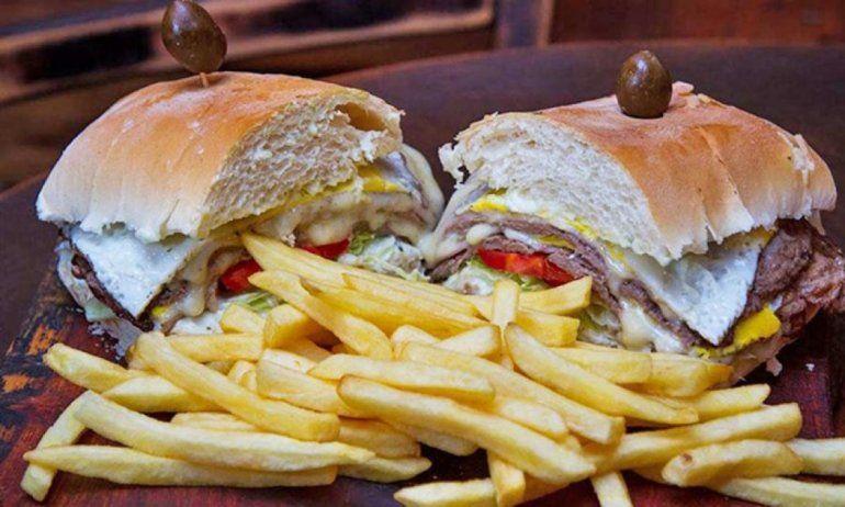 ¡A preparar la panza! Hoy se realiza la Noche de Sandwiches en Palpalá