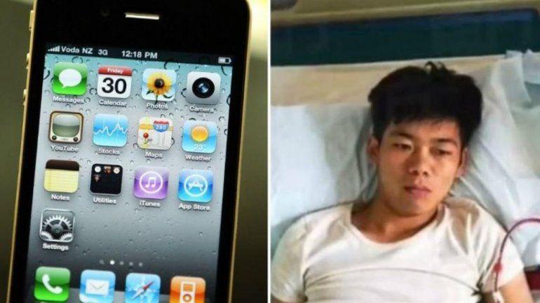 Vendió un riñón en el mercado negro para comprarse un iPhone y quedó discapacitado