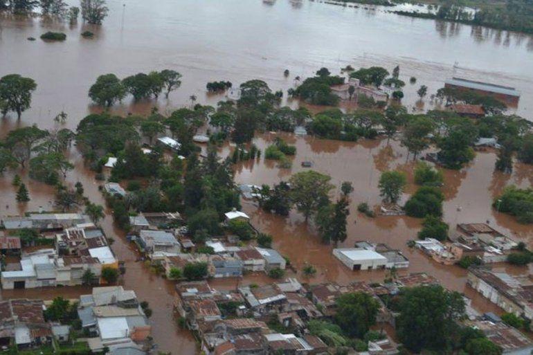 Greenpeace y una frase inquietante  Las inundaciones serán recurrentes si no se frena la deforestación