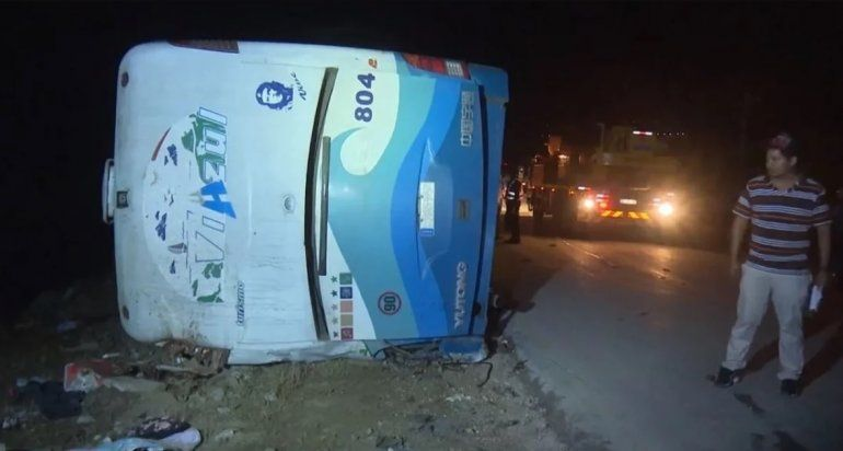 Trágico accidente en Cuba: murieron dos turistas argentinas de 35 años de edad
