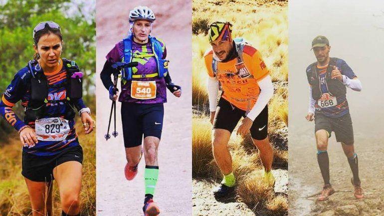Trail Running: cuatro jujeños correrán en Mont Blanc 2019
