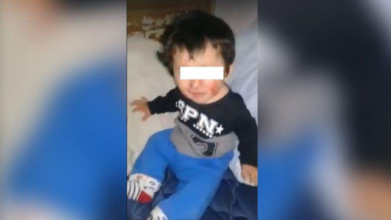 El niño golpeado en La Quiaca y sus hermanos fueron separados de la madre