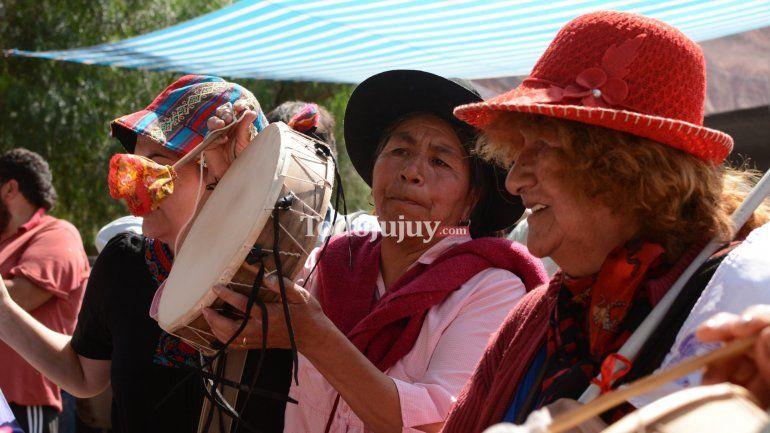 Purmamarca vibró con el multitudinario Encuentro de Copleros
