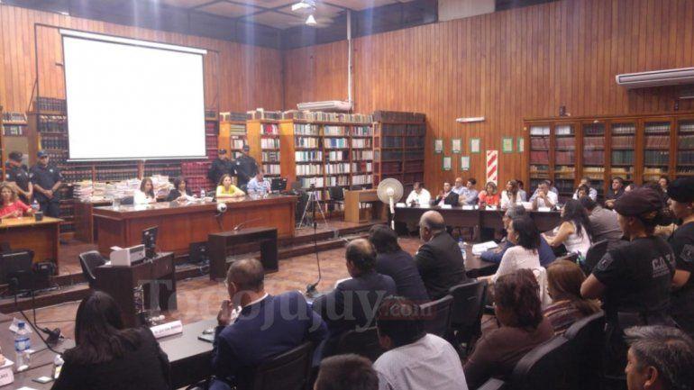 Entregaron los fundamentos de la sentencia de Pibes Villeros a los abogados, tiene más de 1100 fojas