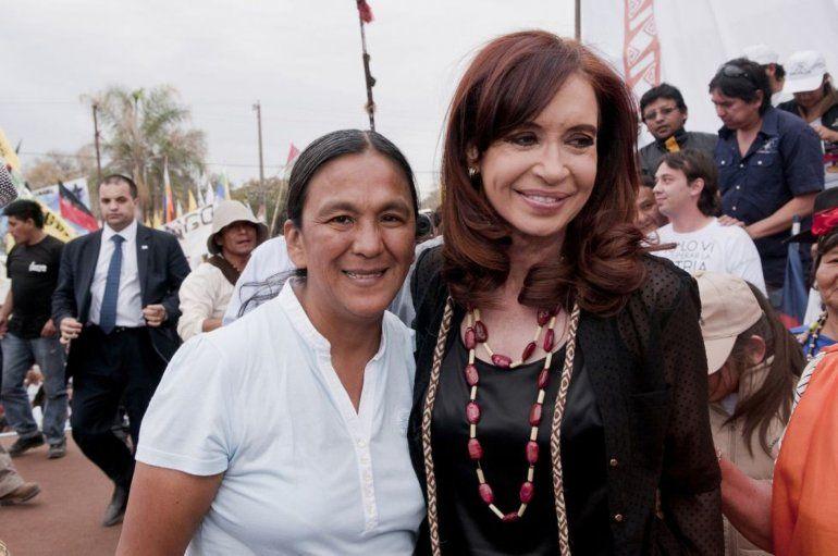 Cristina Fernández de Kirchner apoyó a Milagro Sala: Un paso más en la brutal persecución que sufre