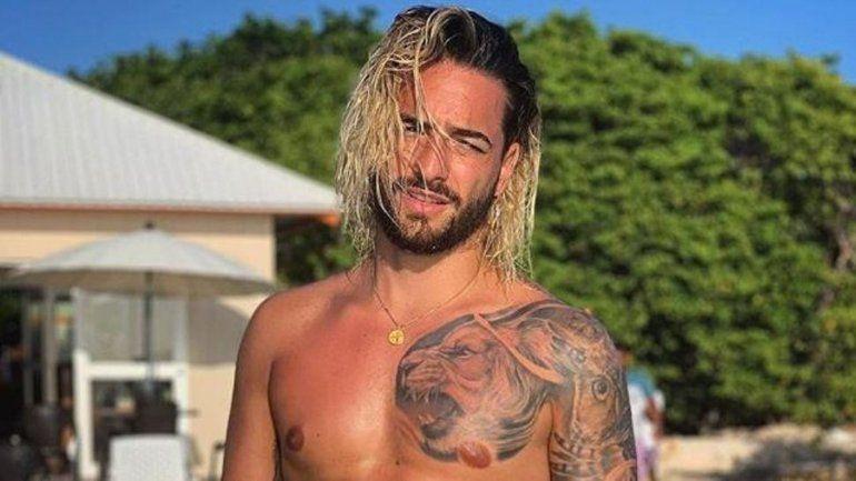 Maluma publicó una foto completamente desnudo en su cumpleaños y volvió loca a sus fans