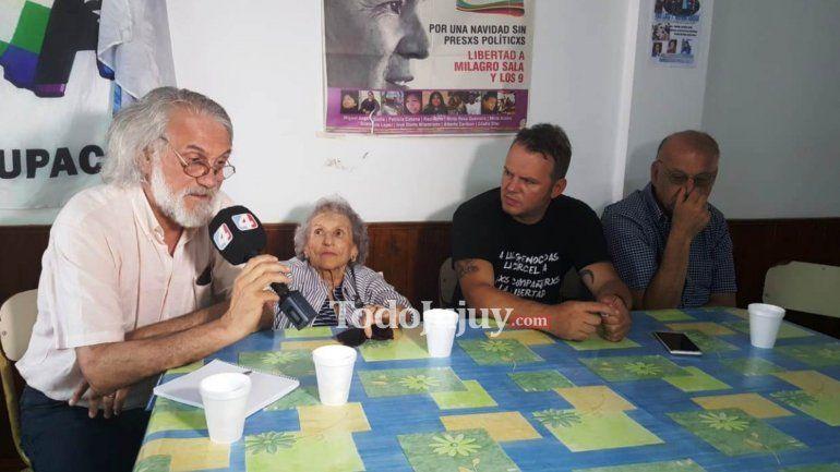 Organismos de DD.HH. rechazan la prisión de Milagro Sala y harán presentaciones judiciales