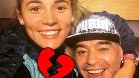 Maradona disparó contra su ex: Que se divierta mientras pueda porque le vienen causas penales; me va a conocer
