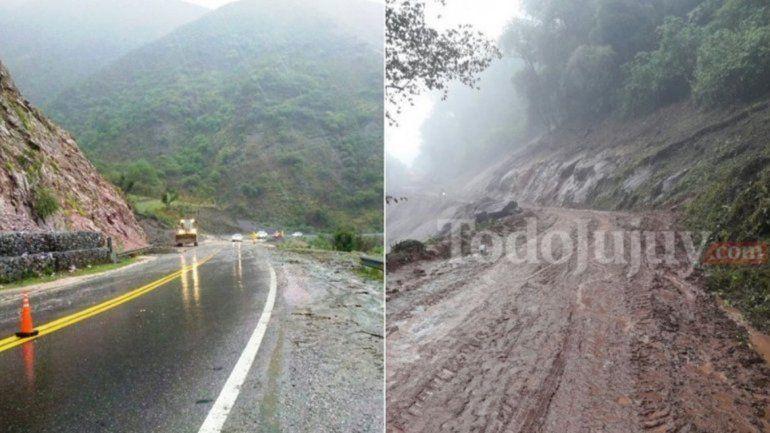 Verano lluvioso en Jujuy: recomendaciones de Vialidad por el estado de las rutas