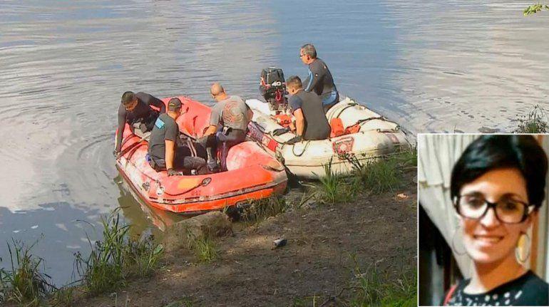 Confirmaron que el cuerpo hallado en el riachuelo es de Carla Soggiu