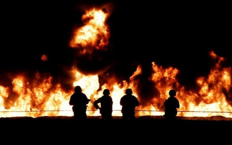 Al menos 66 muertos por una explosión de un ducto de combustible clandestino. Imágenes sensibles