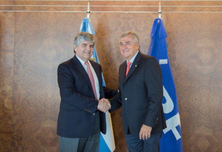 Jujuy e YPF firmaron un convenio para desarrollar proyectos energéticos en la provincia